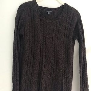 AMERICAN EAGLE SCOOP NECK SWEATER